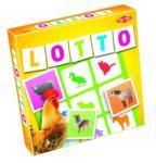 TACTIC Lotto - Animale de la ferma (TACT41449) Joc de societate