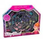 MK Toys Színes gyöngy ékszerkészítő készlet (MKE480973) - webaruhaz