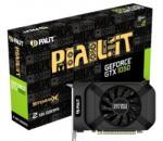 Palit GeForce GTX 1050 StormX 2GB GDDR5 128bit PCIe (NE5105001841-1070F) Видео карти