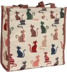 Signare gobelin női bevásárlótáska Cheeky Cat