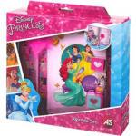 AS Company Disney Hercegnők kreatív napló szett
