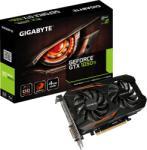 GIGABYTE GeForce GTX 1050 Ti OC 4GB GDDR5 128bit PCIe (GV-N105TOC-4GD) Videokártya