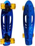 Karnage Pennyboard Chrome Retro Skateboard