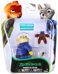 TOMY Zootropolis Clawhauser és Bat Eyewit