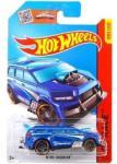 MATTEL, Hot Wheels Hot Wheels kisautók Nitro Tailgater 153/250