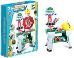 Toys Banc De Scule Cu Casca Si Bormasina W075 Set bricolaj copii