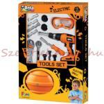 Faro Toys Beta Junior szerszám szett sisakkal