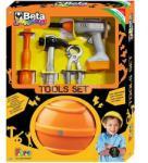 Faro Toys Beta Junior szerszám készlet sisakkal