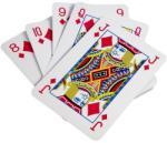 BS Toys Carti de joc gigant Buitenspeel (BSGA054)
