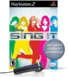 Disney Sing It [Microphone Bundle] (PS2) Játékprogram
