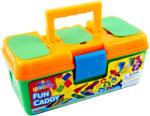 Kid's Toys Ládikás gyurmakészlet, 25 db-os (KIDS-11802)