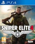 Rebellion Sniper Elite 4 (PS4) Játékprogram