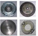 VW Touran 2003-2006 - Kuplung szett 4db kpl. (1.9 TDI) VALEO