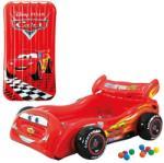 Intex Centru de Joaca Gonflabil Cars cu Bilute Intex 48667