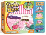 Sands Alive! Sütemények homokgyurma szett 675g