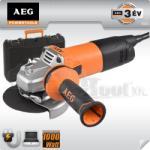 AEG WS 10-125 SK Polizor unghiular
