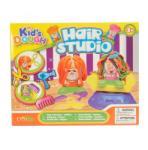 Kid's Toys Hajstúdió gyurmakészlet - 18 db-os (KIDS-11678)