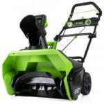 GreenWorks GD40SB Freza de zapada