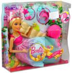 Mattel Barbie - Végtelen Csodahaj Királyság - szőke Barbie 43cm (DKR09)