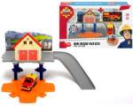 Dickie Toys Sam, a tűzoltó - mini tűzoltóállomás járművel