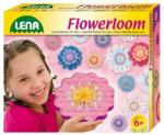 LENA Set Creativ Floricele Din Ata (42007)