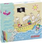 ALPINO Cutie cu articole creative Glitter Princess (AK000014)