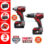 Milwaukee M18 BPP2I-402C 4933459036
