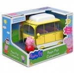 Flair Toys Peppa malac: Nagy Lakókocsi játékszett figurákkal