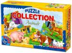 D-Toys Háziállatos 4 az 1-ben puzzle (D-TOYS-60518)