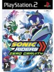 SEGA Sonic Riders 2: Zero Gravity (PS2) J�t�kprogram