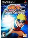 BANDAI NAMCO Entertainment Naruto Uzumaki Chronicles (PS2) Játékprogram