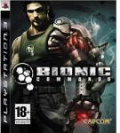 Capcom Bionic Commando (PS3) J�t�kprogram