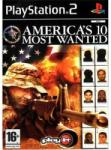 PlayIt America's 10 Most Wanted (PS2) Software - jocuri