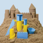 WABA Fun Mini Castle Molds Mini várépítő szett (8 db-os készlet) (CURIOC922014)