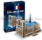 Shantou Cubicfun Toys 3D Puzzle-Notre Dame De Paris