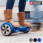 Rover Droid önkiegyensúlyozós (2 Kerekű) Elektromos Minirobogó Hoverboard Smart Scooter 2 év Garancia