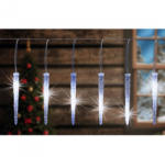 Home Hidegfehér LED-es jégcsap fényfüzér 180db 5,6m (KJL 15)
