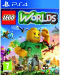 Warner Bros. Interactive LEGO Worlds (PS4) Játékprogram