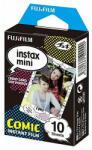 Fuji Fujifilm Instax Mini Comic fotópapír (10 lap)