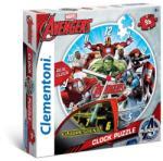 Clementoni Avengers - Bosszúállók óra puzzle 96 db-os