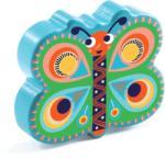 DJECO Csörgő pillangó