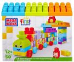 Mega Bloks 123 számvonat - 50db (DKX60)