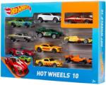 Mattel Hot Wheels Set 10 masinute BP54886