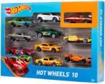 Mattel Hot Wheels Set 10 masinute BP54886