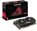 PowerColor Radeon RX 480 Red Dragon 8GB GDDR5 256bit PCIe (AXRX 480 8GBD5-3DHD) Видео карти