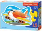 Castorland Repülünk sziluett puzzle 15 db-os (B-015146)