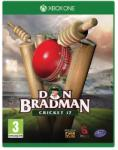 Tru Blu Entertainment Don Bradman Cricket 17 (Xbox One) Játékprogram