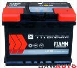 FIAMM Titanium Black 55Ah 480A
