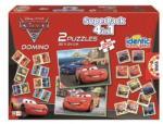 Educa Disney Verdák 4 az 1-ben szupercsomag E14927