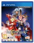 Marvelous Entertainment Fate/Extella The Umbral Star (PS Vita) Játékprogram